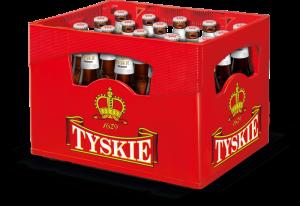 Tyskie Beer 20x0,5l Mehrweg Glas