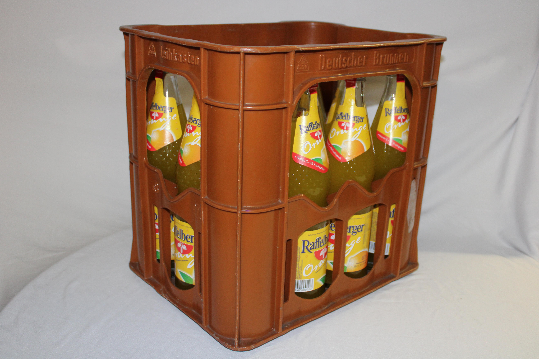Raffelberger Limonade Orange 12x0,7l Mehrweg Glas