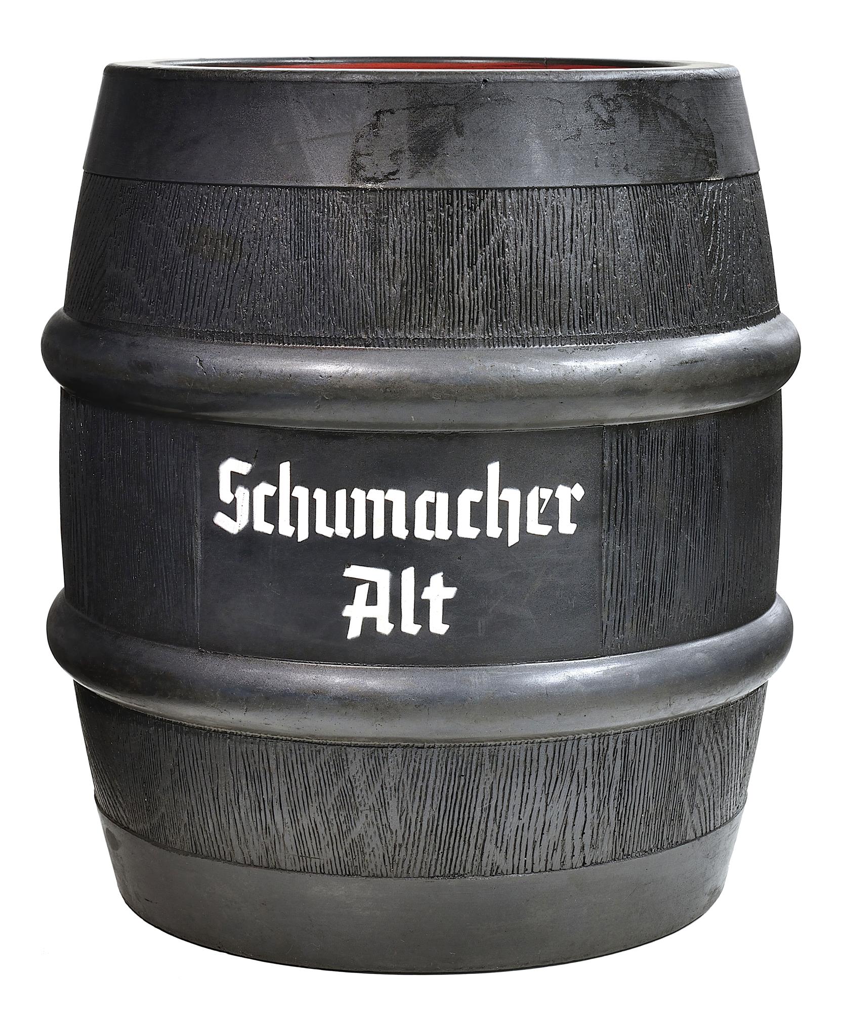 Schumacher Alt 1x10L Fass Mehrweg