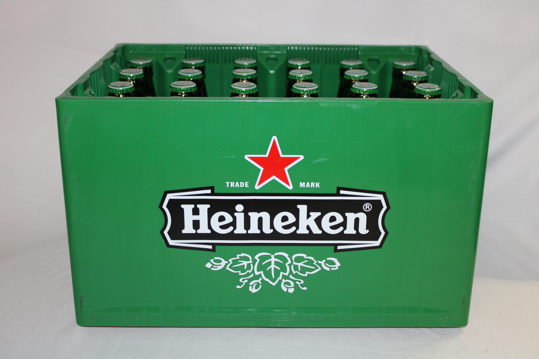 Heineken 20x0,4l Mehrweg Glas