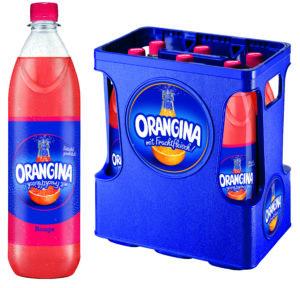 Orangina Rouge 6x1,0l Mehrweg PET
