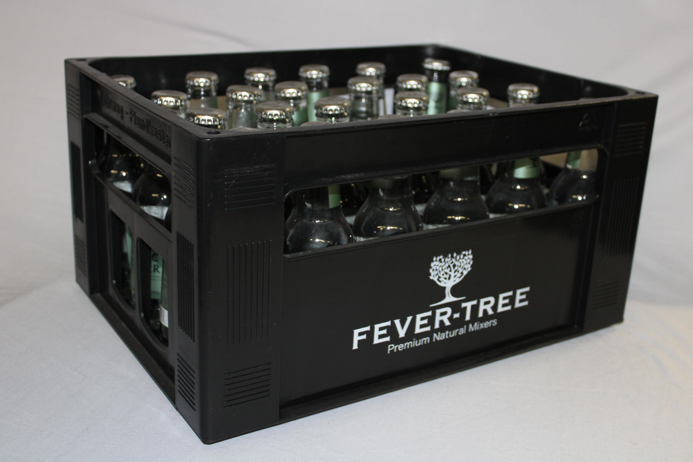 Fever Tree 24x0,2l Mehrweg Glas