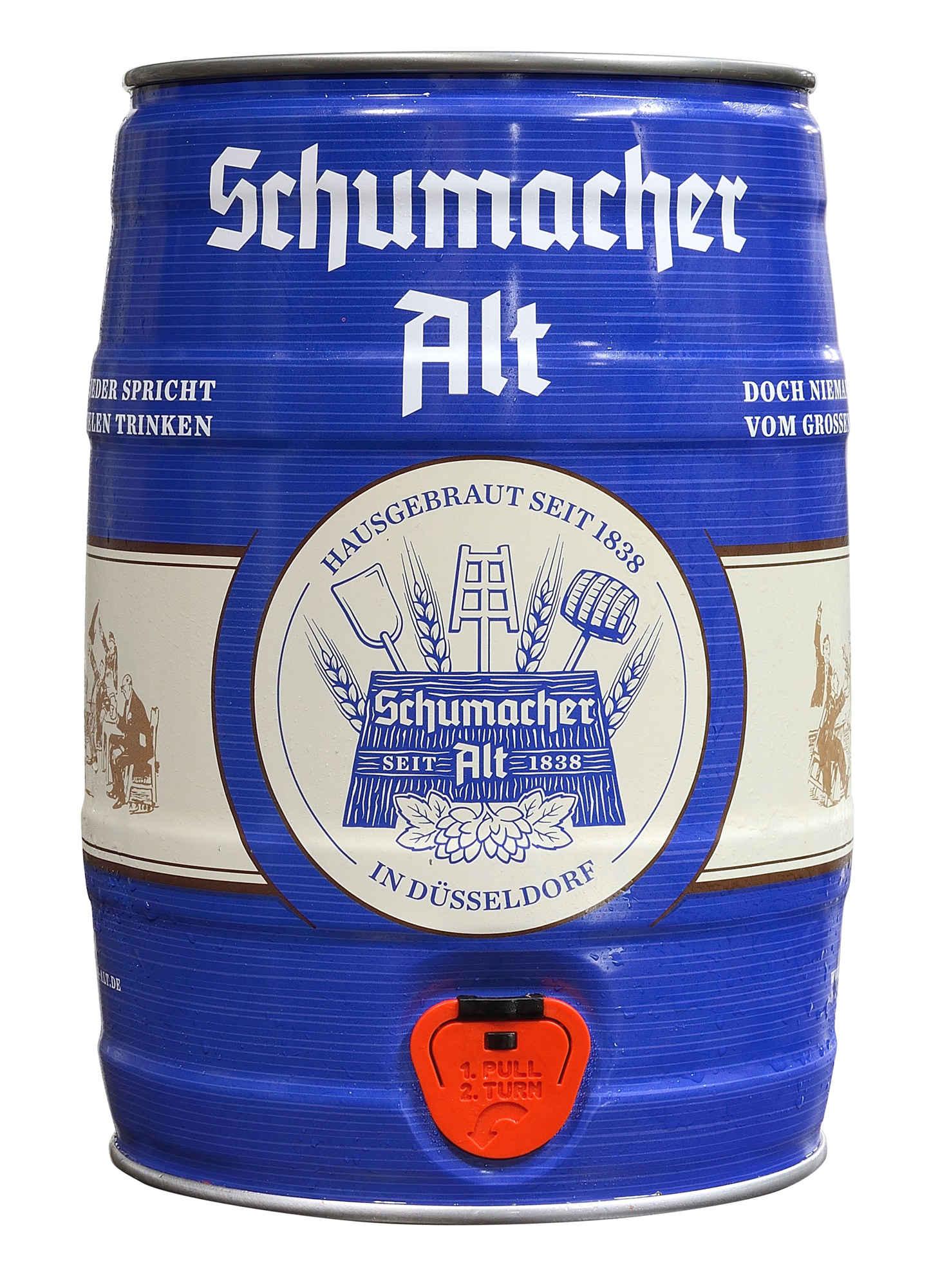 Schumacher Alt 1x5,0l Dose EW