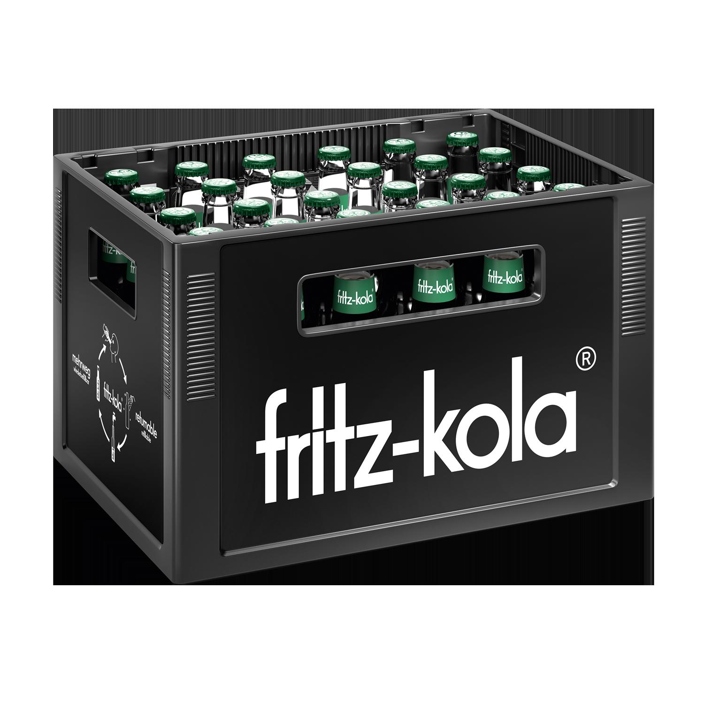 Fritz Kola Bio 24x0,33l Mehrweg Glas