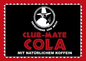 Club Mate 20x0,33l Cola Mehrweg Glas