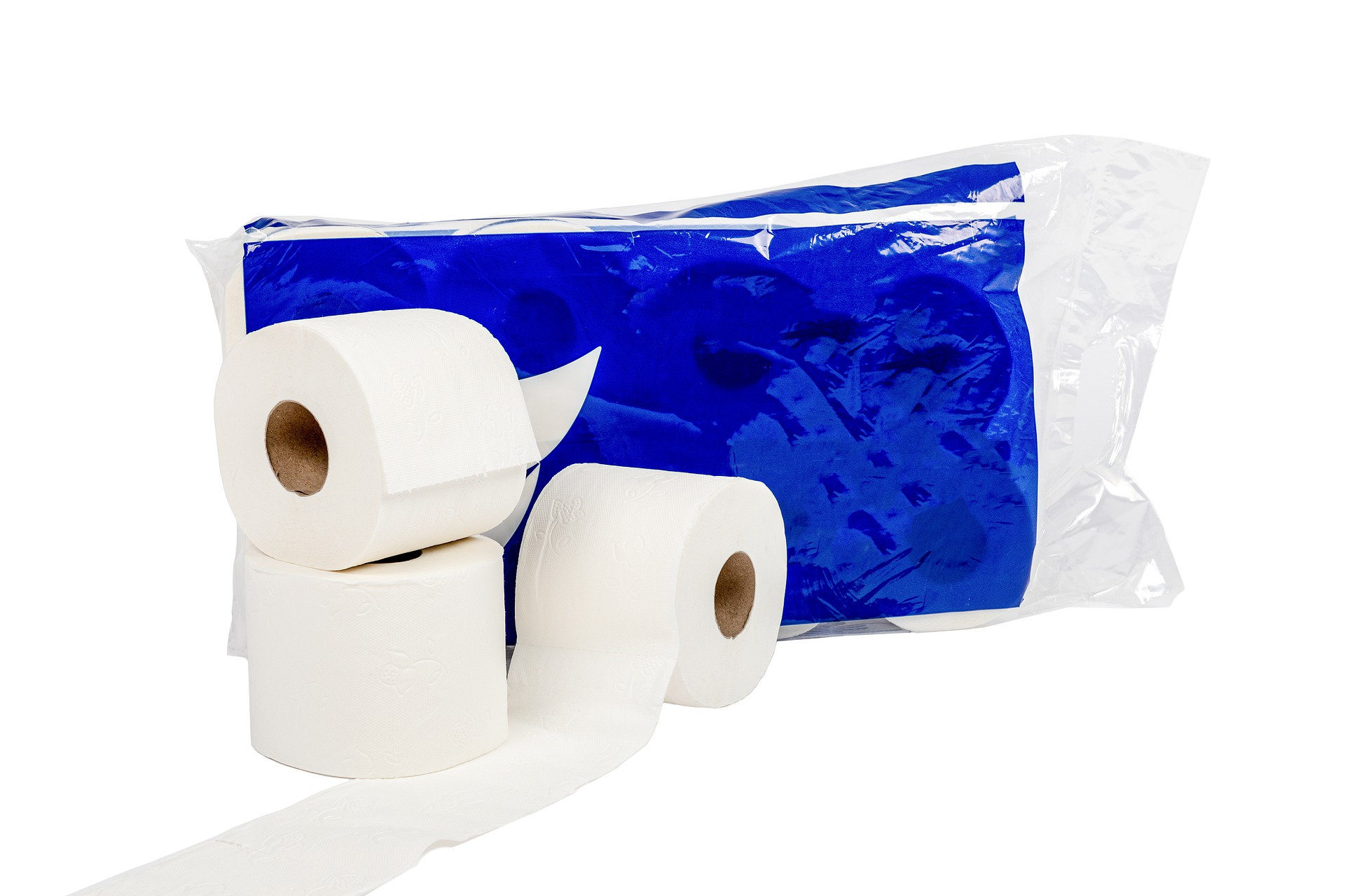 Toilettenpapier 1x10 Rollen 3 Lagig