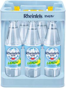 Rheinfels Lemon 12x0,75l Mehrweg PET