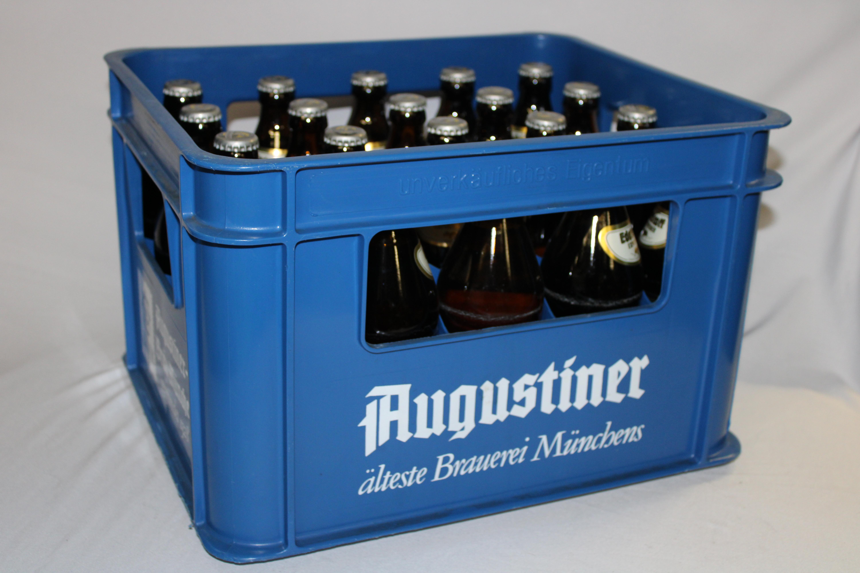 Augustiner Edelstoff 20x0,5l Mehrweg Glas