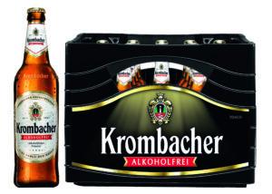 Krombacher Alkoholfrei 20x0,5l Mehrweg Glas
