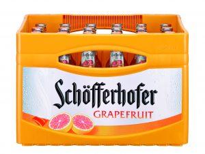 Schöfferhofer Grapefruit 24x0,33l Mehrweg Glas