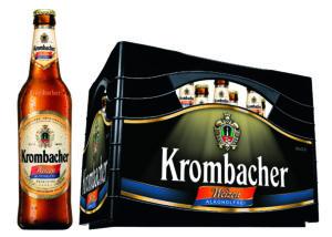 Krombacher Weizen Alkoholfrei 20x0,5l Mehrweg Glas