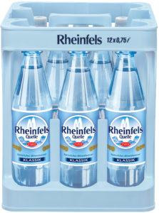 Rheinfels Klassik 12x0,75l Mehrweg PET