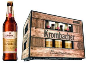 Krombacher Landbier 20x0,5l Mehrweg Glas