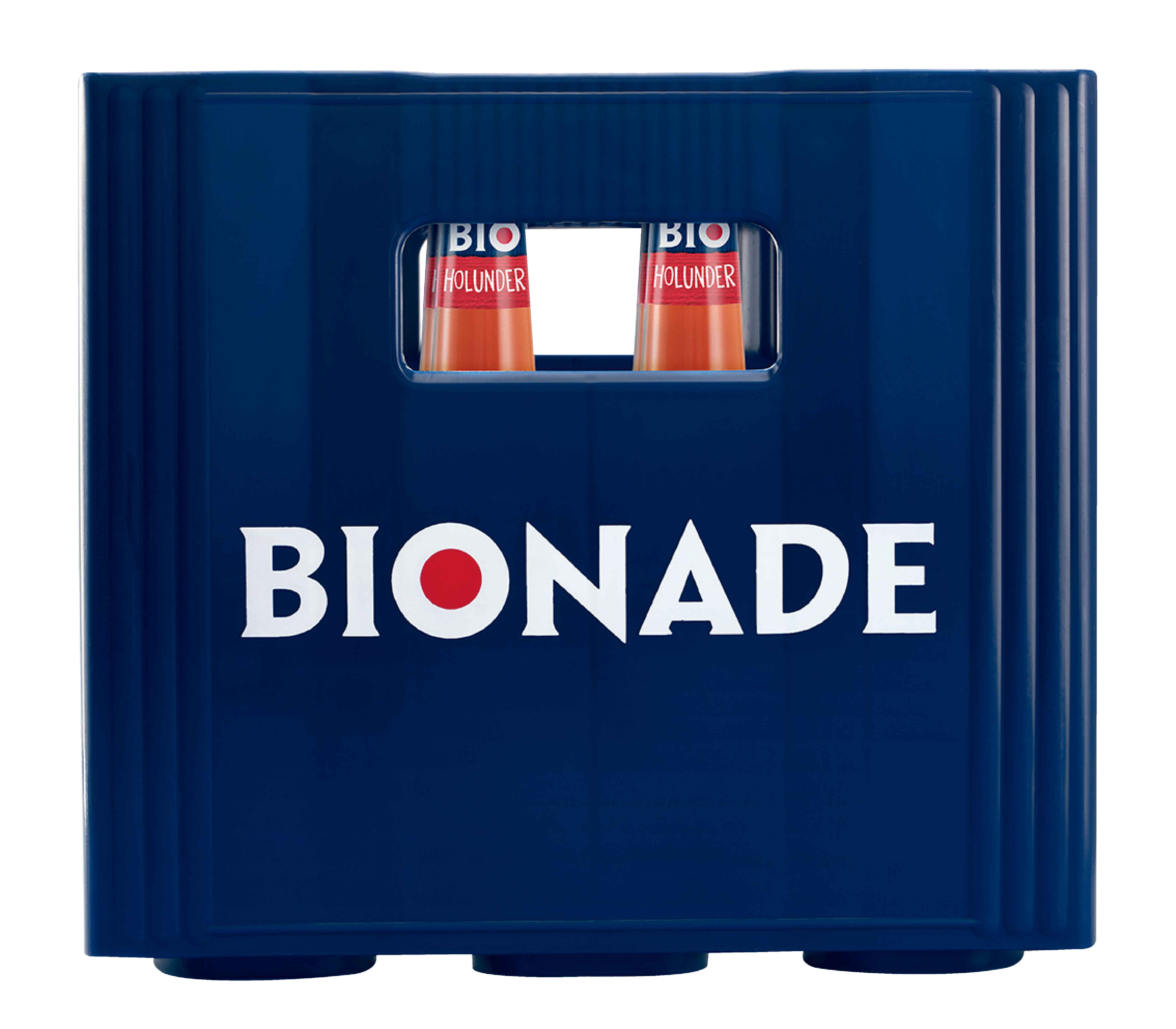 Bionade Holunder 12x0,33l Mehrweg Glas