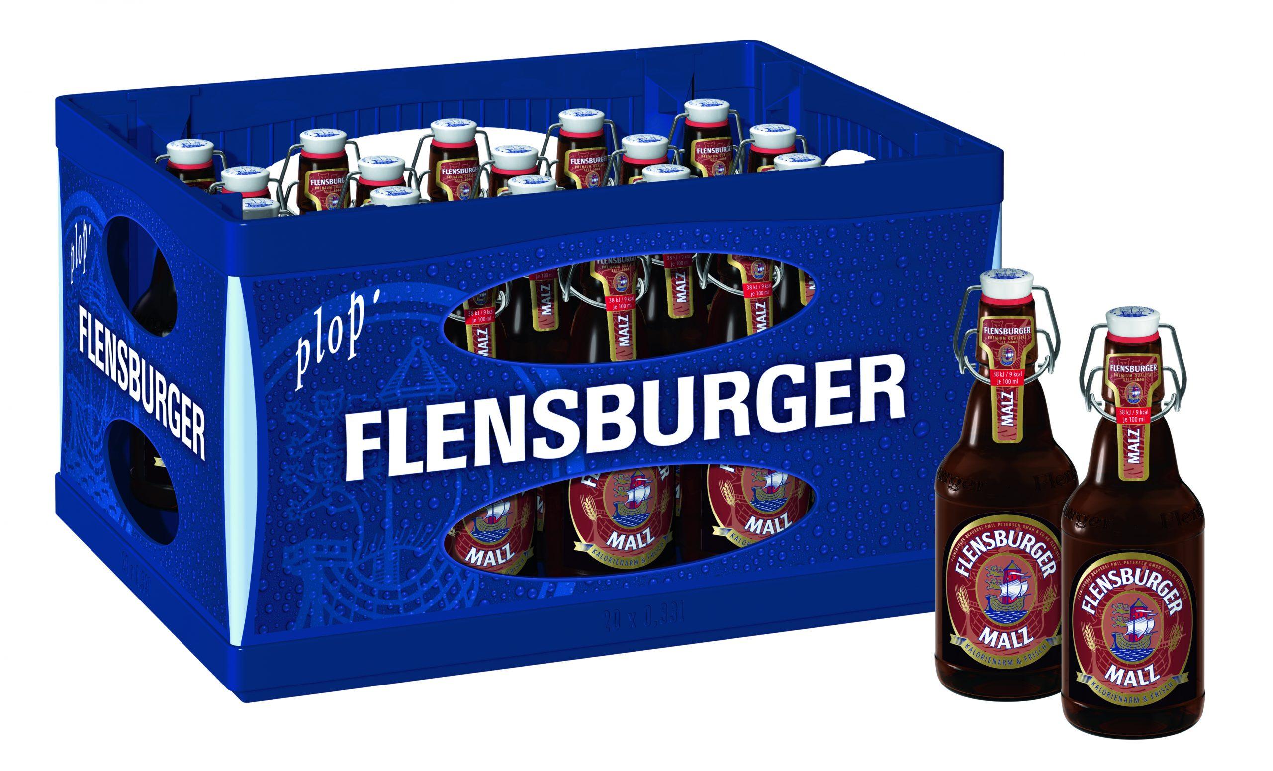 Flensburger Malz 20x0,33l Glas Mehrweg