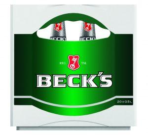 Becks Blue Alkoholfrei 20x0,5l Mehrweg Glas