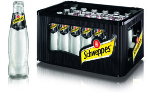 Schweppes Soda Water 24x0,2l Mehrweg Glas