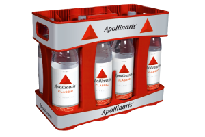 Apollinaris Classic 10x1,0l Mehrweg PET