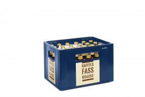 Gaffels Fassbrause Orange 24x0,33l Mehrweg Glas