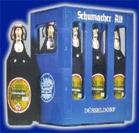 Schumacher Alt 6er 6x1,0l Glas MW Mehrweg