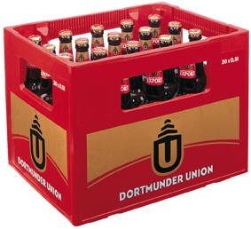 Dortmunder Union Export 20x0,5l Mehrweg Glas