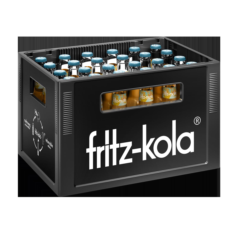 Fritz Mate 24x0,33l Mehrweg Glas