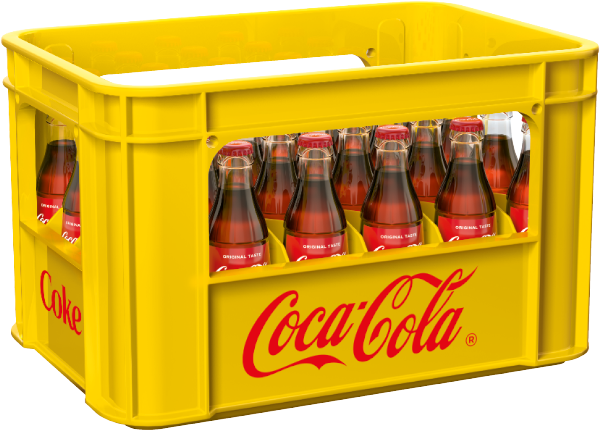Coca Cola 24x0,2l Mehrweg Glas