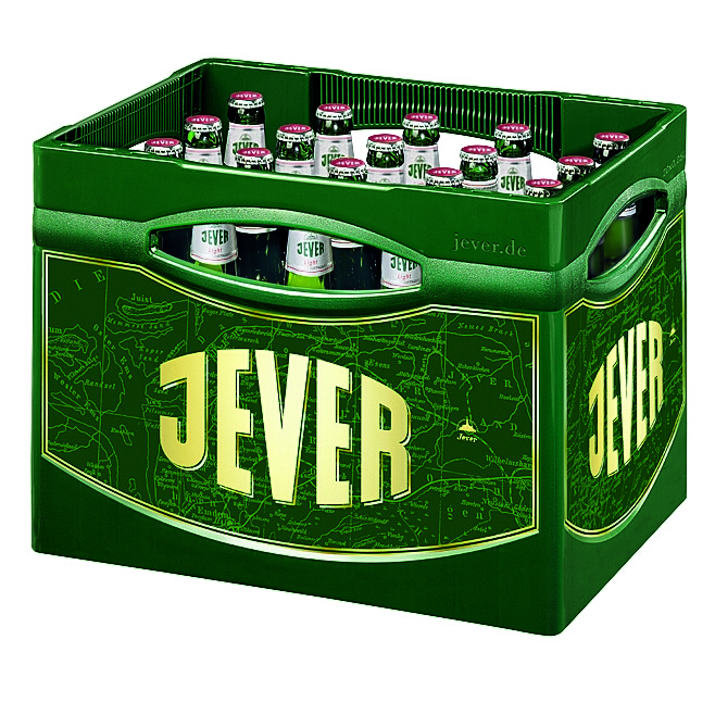 Jever Light 20x0,5l Mehrweg Glas