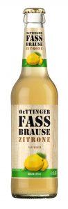 Oettinger Fassbrause Zitrone 24x0,33l Mehrweg Glas