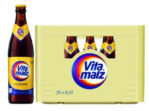 Vita Malz 20x0,5l Mehrweg Glas