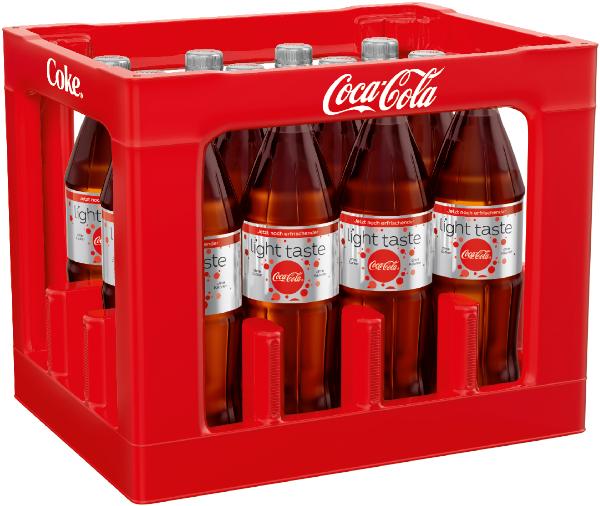 Coca Cola Light 12x1l Mehrweg PET
