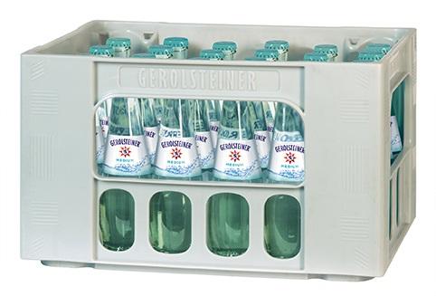 Gerolsteiner Medium 24x0,25l Gourmet Mehrweg Glas