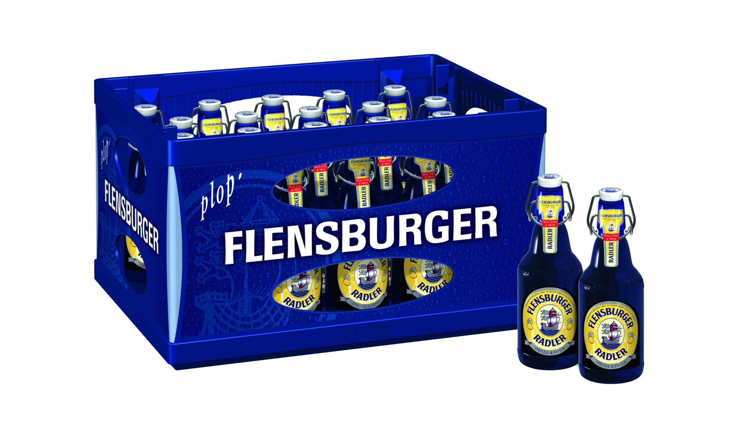 Flensburger Radler 20x0,33l Glas Mehrweg
