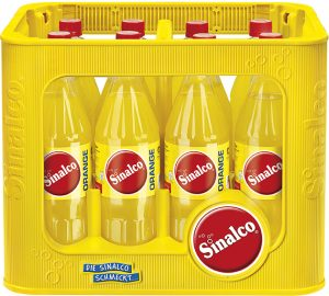 Sinalco Orange 12x1,0l Mehrweg PET