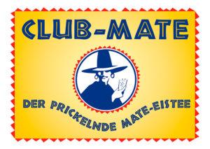 Club Mate 20x0,5l Mehrweg Glas