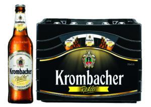 Krombacher Radler 20x0,5l Mehrweg Glas