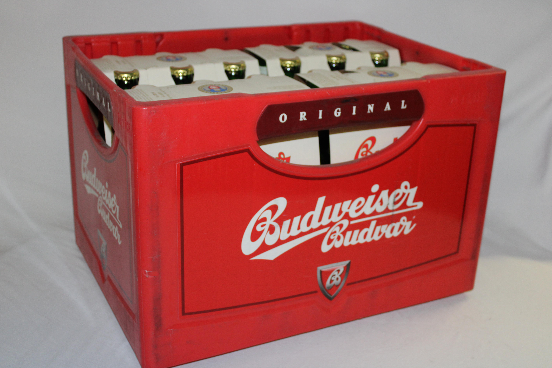 Budweiser 24x0,33l Mehrweg Glas
