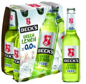 Becks Lemon Zero 24x0,33l Mehrweg Glas